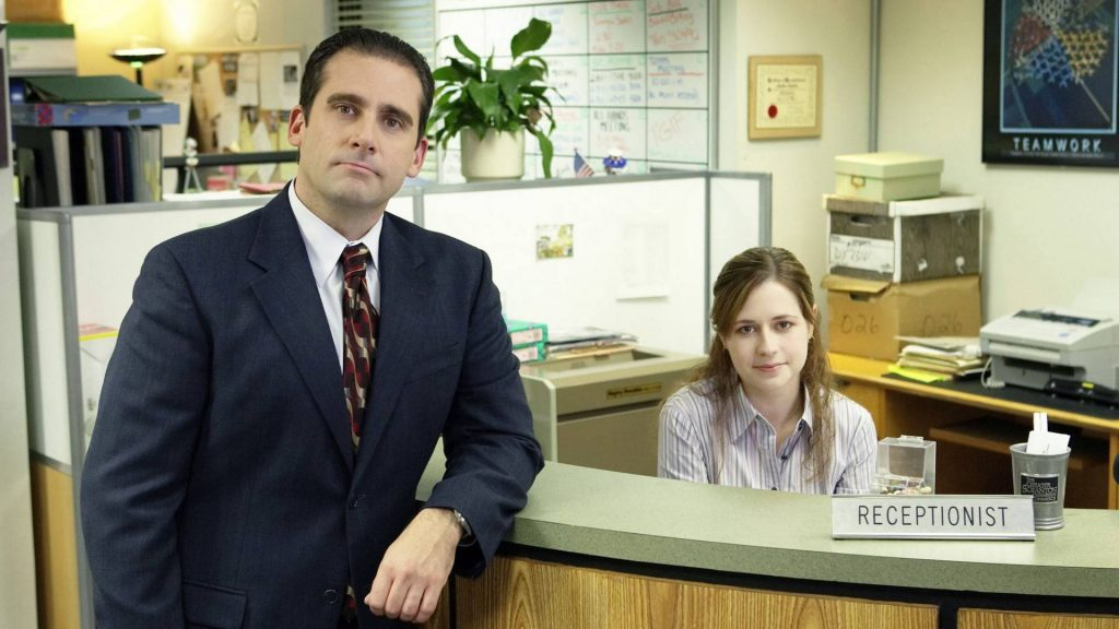 The Office Full HD Wallpaper 1920x1080