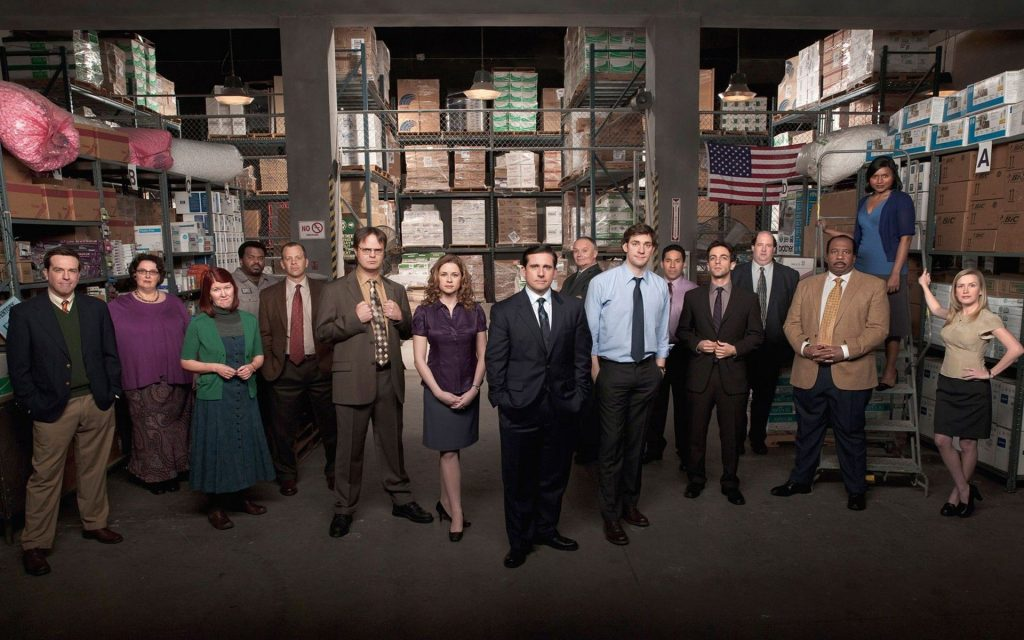 The Office Widescreen Wallpaper 1920x1200