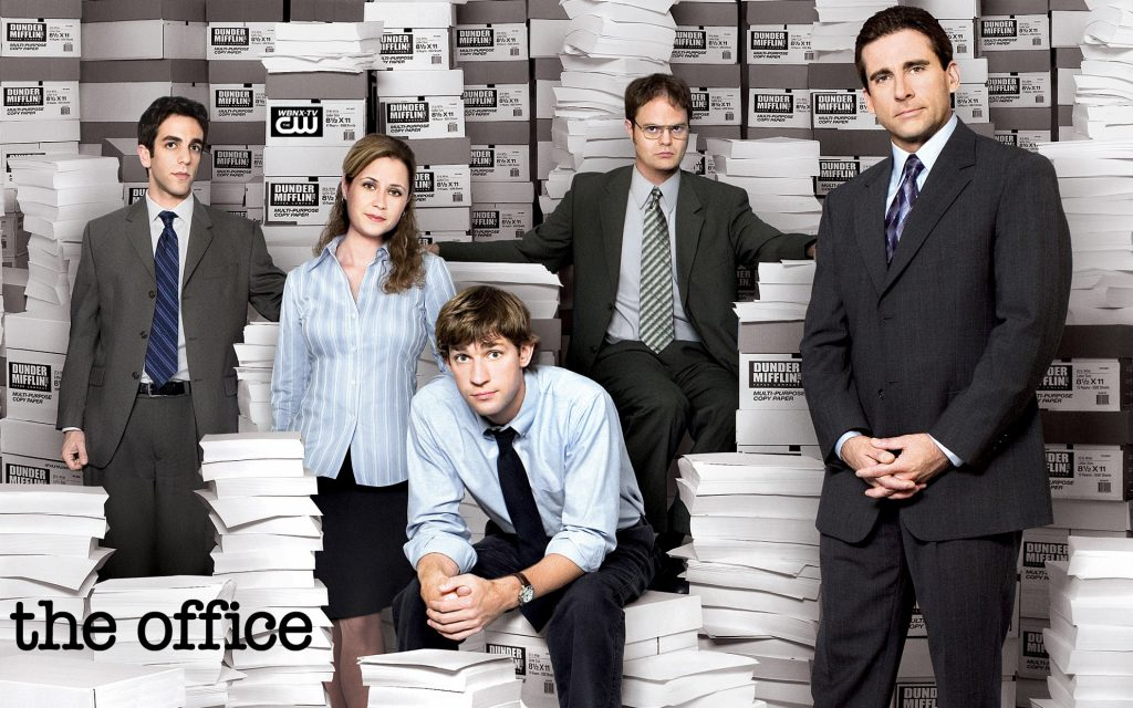 The Office Widescreen Wallpaper 2880x1800