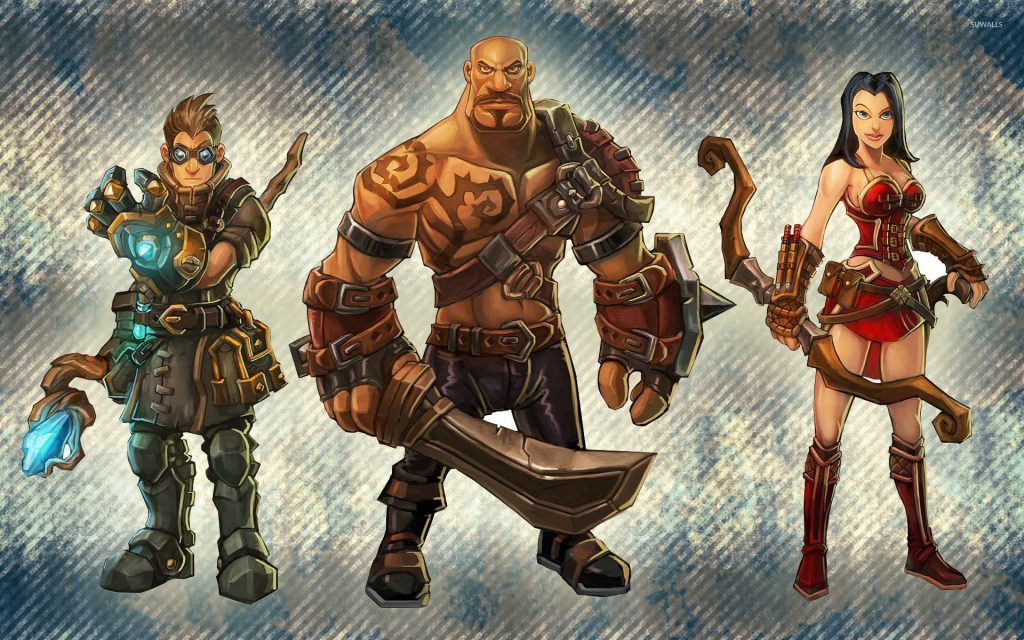 Torchlight 2 Widescreen Wallpaper 1920x1200