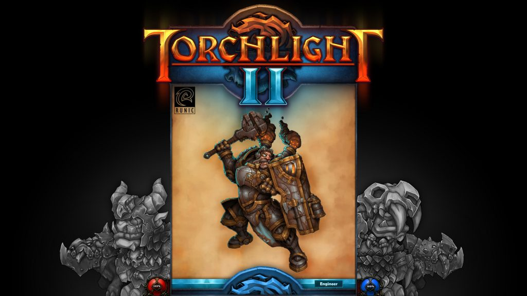 Torchlight 2 Full HD Wallpaper 1920x1080