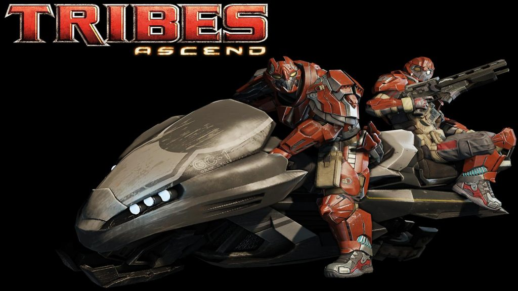 Tribes Ascend Wallpaper 2560x1440
