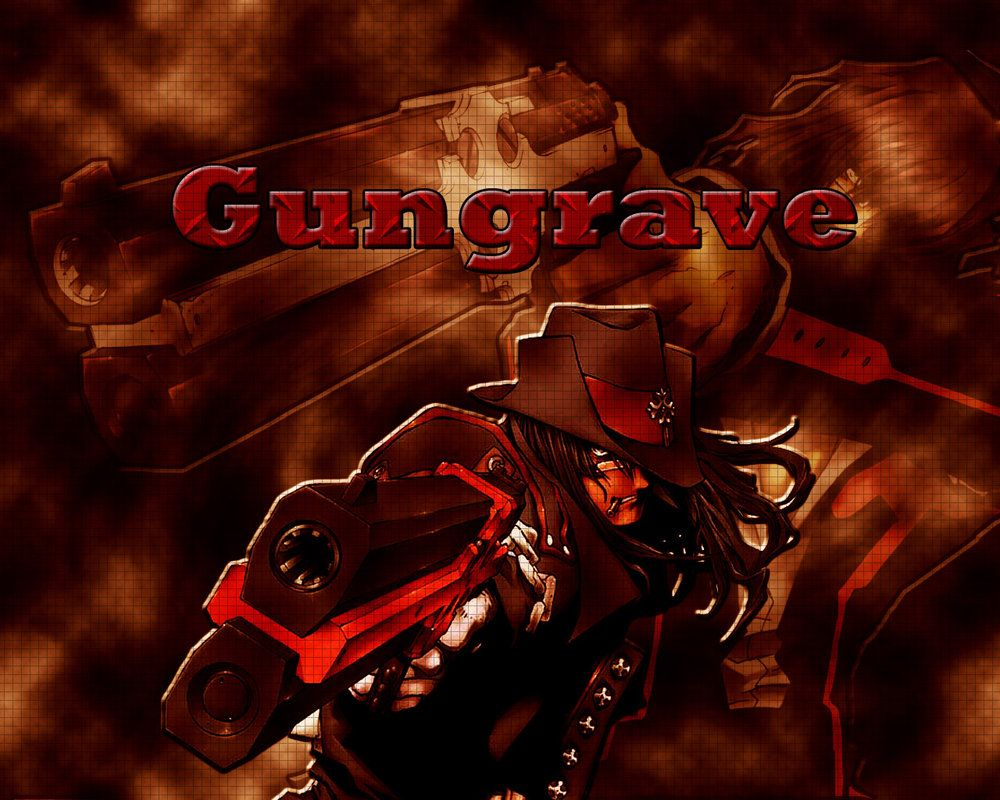 Gungrave Wallpaper 1000x800