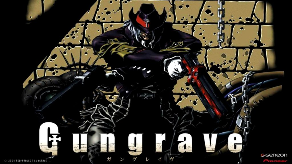 Gungrave Full HD Wallpaper 1920x1080