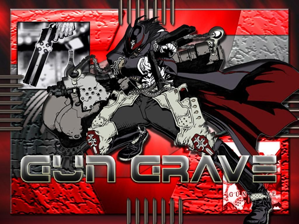 Gungrave Wallpaper 1024x768