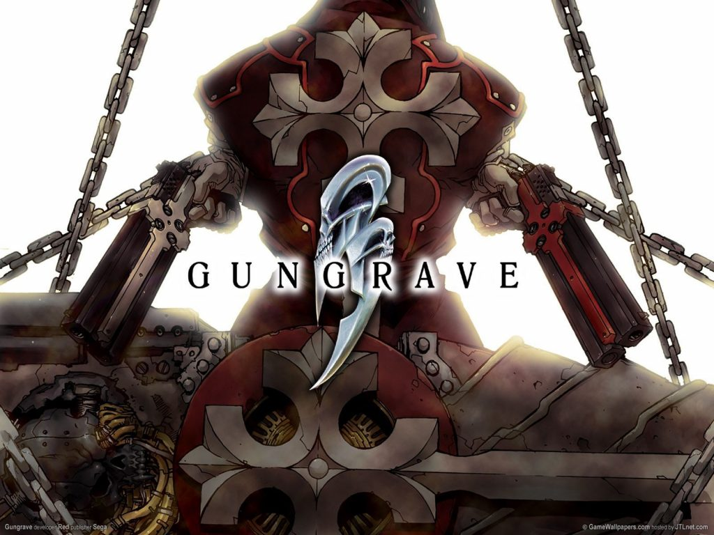 Gungrave Wallpaper 1600x1200