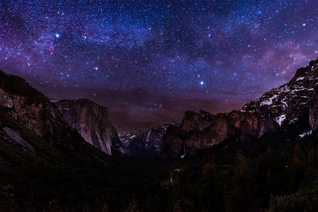 Yosemite National Park Wallpaper 2000x1335