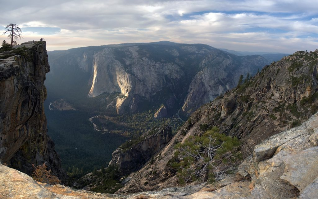 Yosemite National Park Widescreen Wallpaper 2880x1800