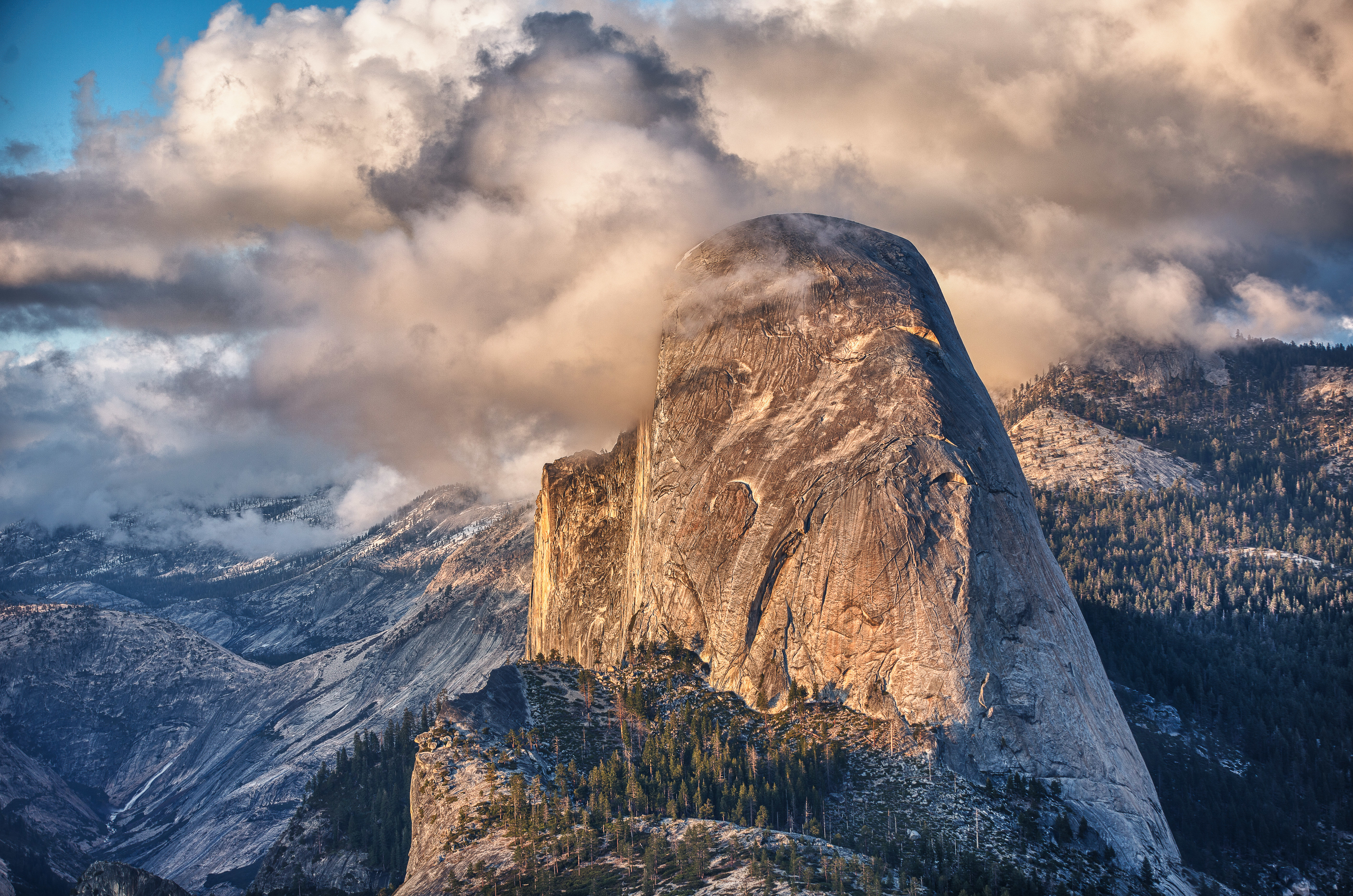 Yosemite National Park wallpaper 040
