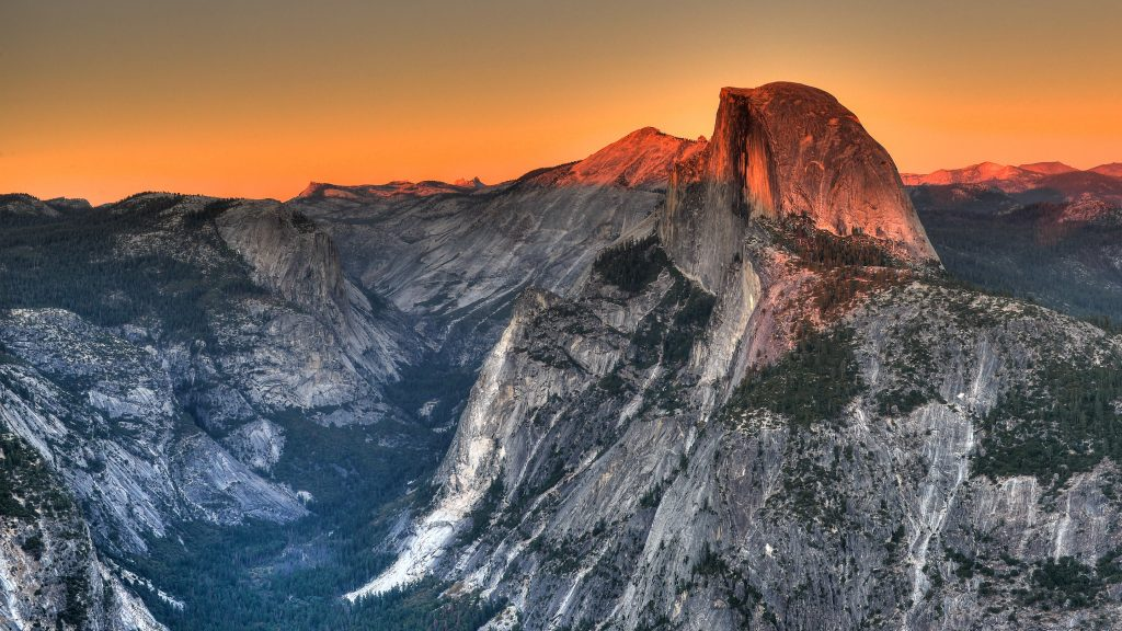Yosemite National Park 4K UHD Wallpaper 3840x2160