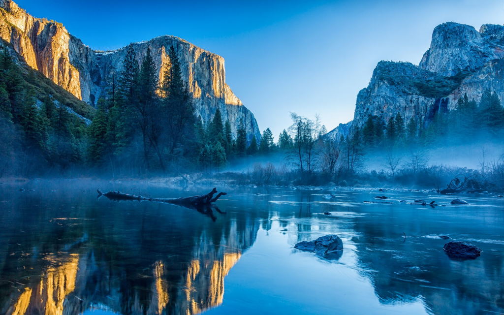 Yosemite National Park Widescreen Wallpaper 2560x1600