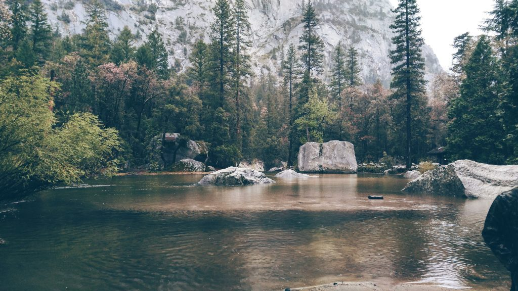 Yosemite National Park Wallpaper 4127x2322