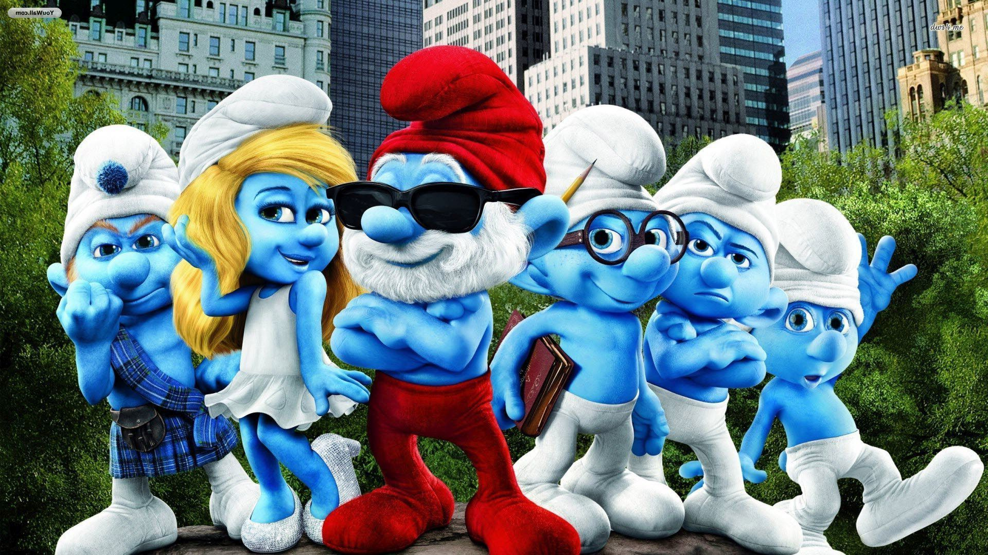 Smurfs Wallpapers, Pictures, Images
