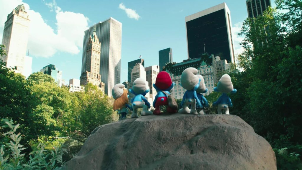 Smurfs Full HD Wallpaper 1920x1080