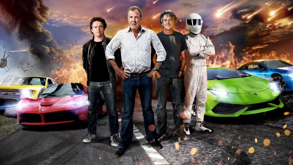 Top Gear Full HD Wallpaper 1920x1080