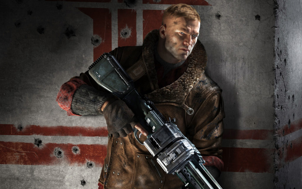 Wolfenstein The New Order Widescreen Wallpaper 1920x1200