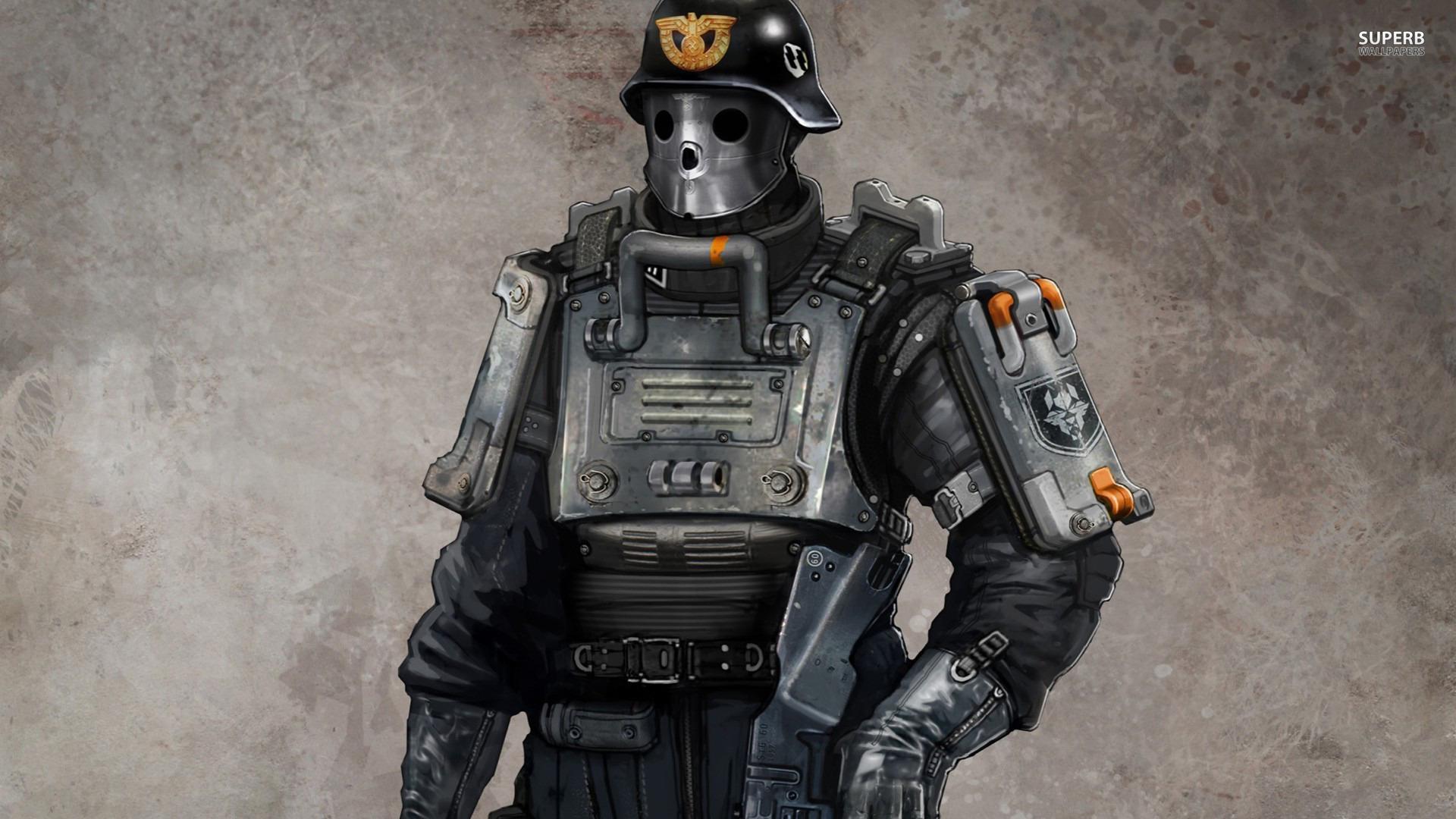 Wolfenstein  Robot Dog