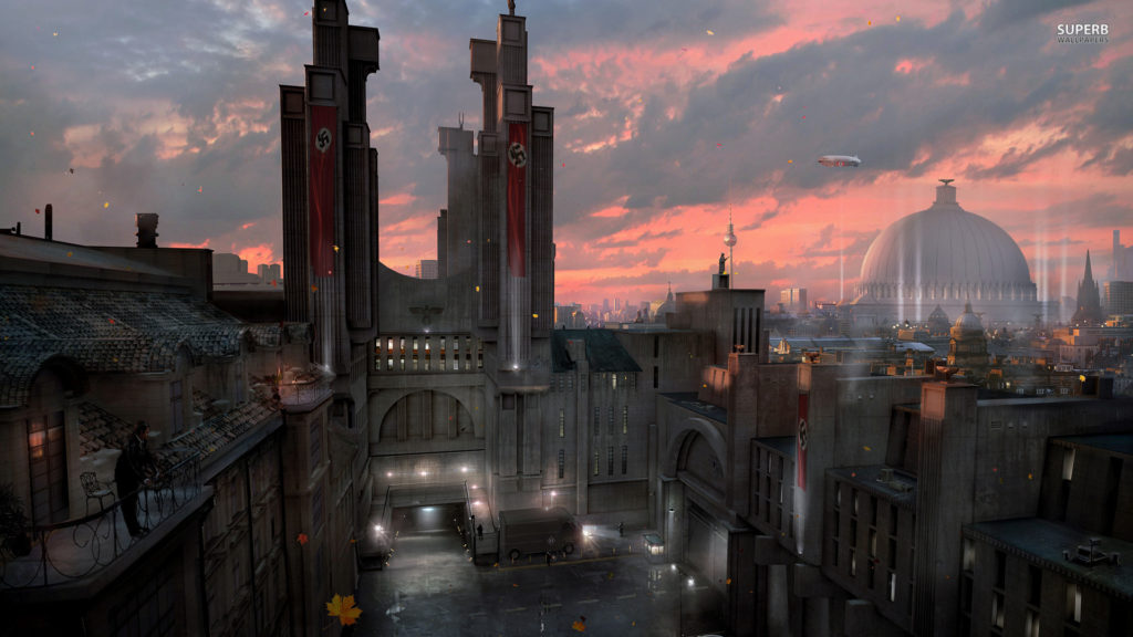 Wolfenstein The New Order Full HD Wallpaper 1920x1080