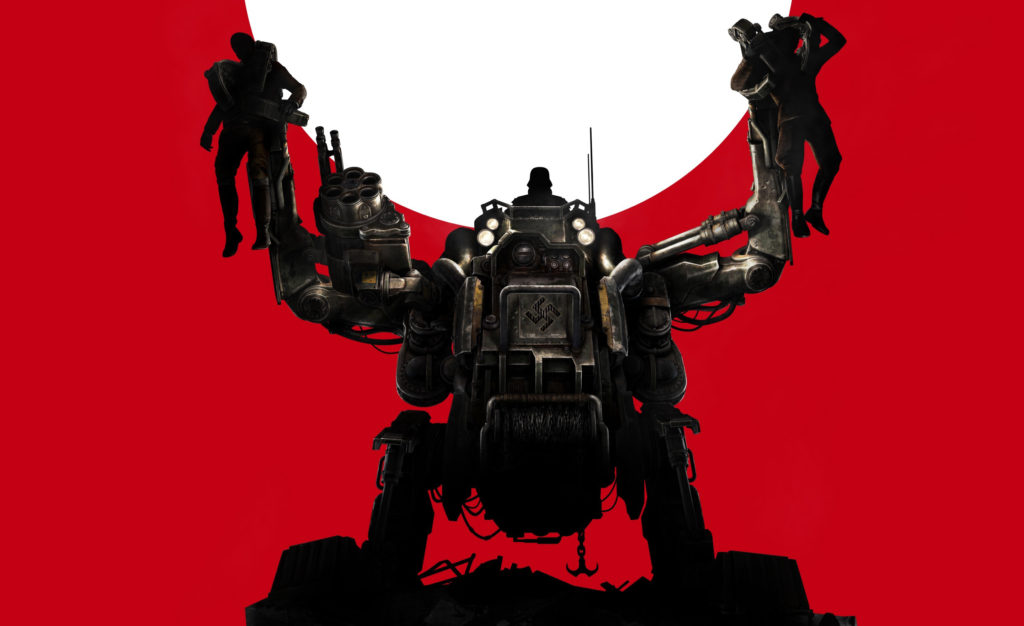 Wolfenstein The New Order Wallpaper 2880x1760