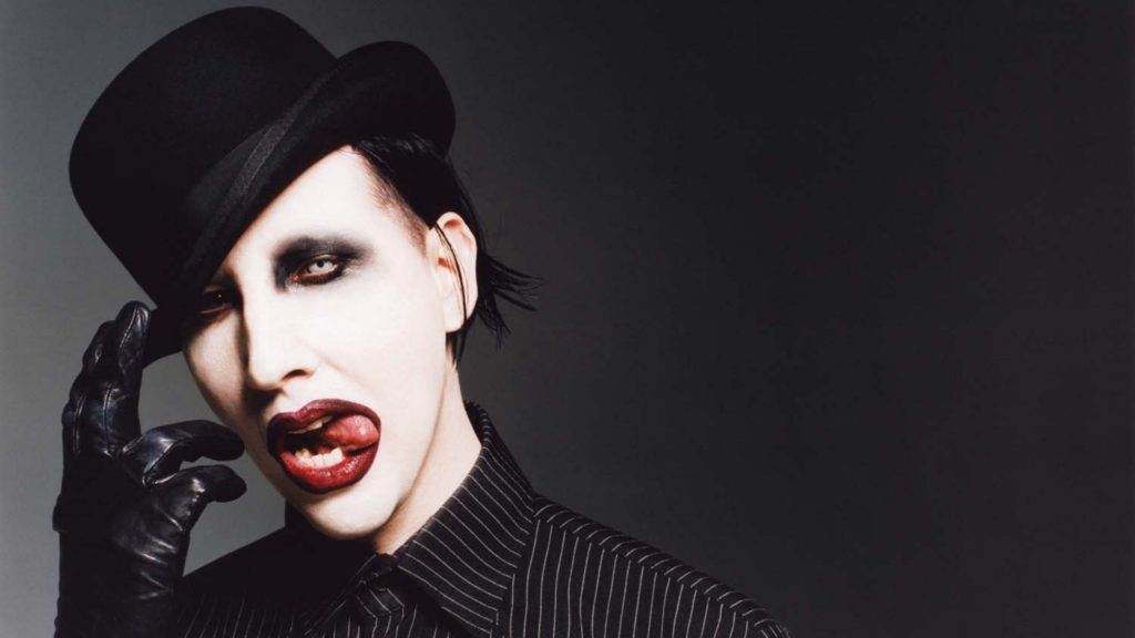Marilyn Manson Full HD Wallpaper 1920x1080