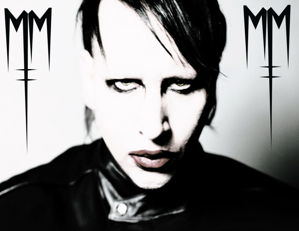 Marilyn Manson Wallpaper 2561x1980