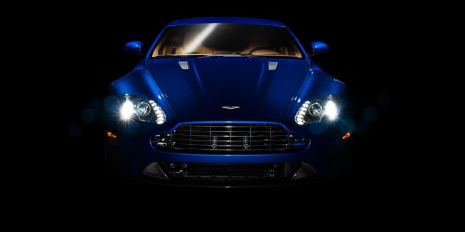 Aston Martin V8 Vantage Wallpapers