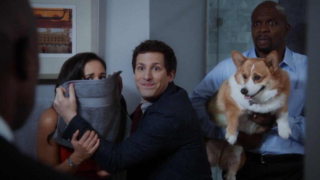 Brooklyn Nine-Nine Widescreen Wallpaper