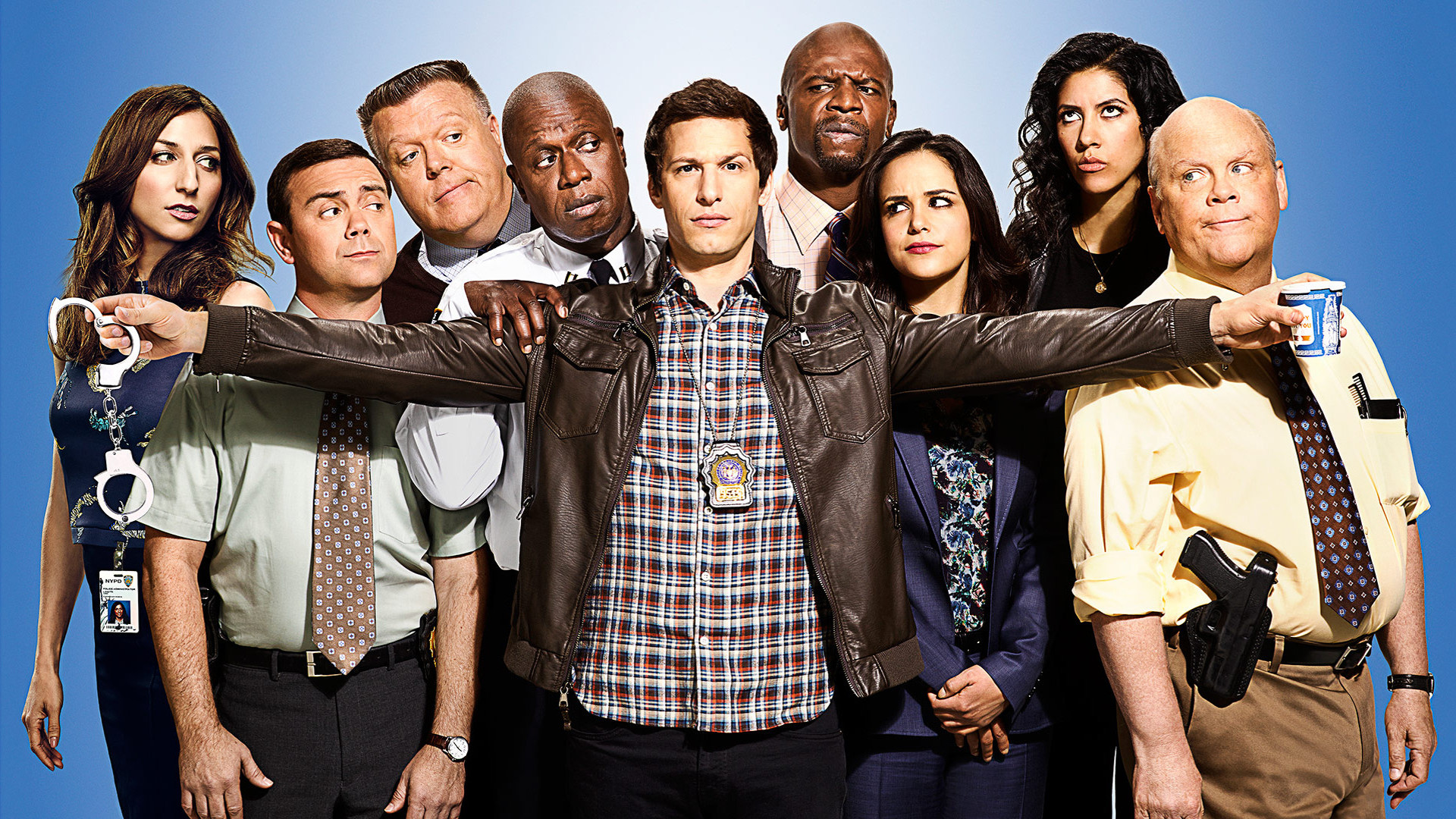 the brooklyn nine Brooklyn nine-nine is an american police television sitcom that premiered on fox on september 17, 2013 created by dan goor and michael schur, the series revolves.