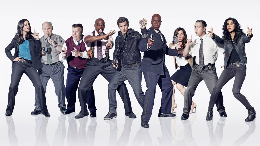 Brooklyn Nine-Nine 4K UHD Wallpaper