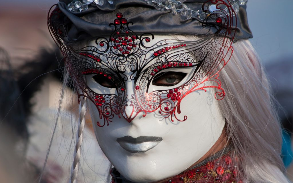 Carnival Of Venice Widescreen Wallpaper