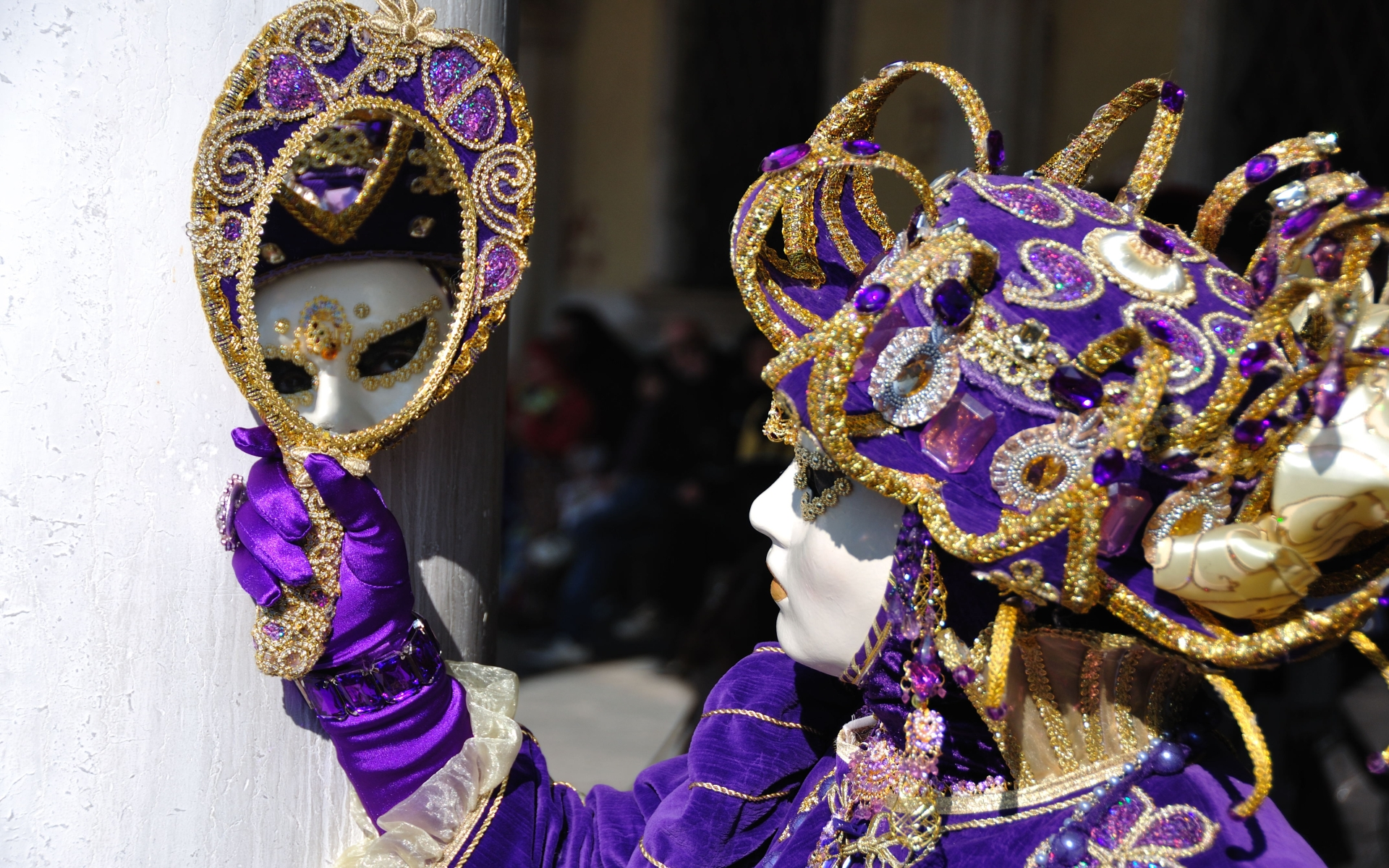 carnival of venice wallpapers pictures images