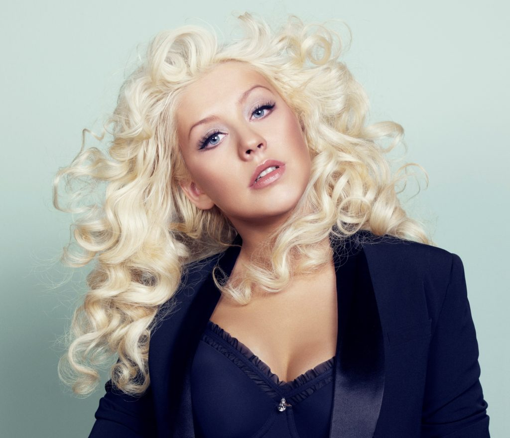 Christina Aguilera Background
