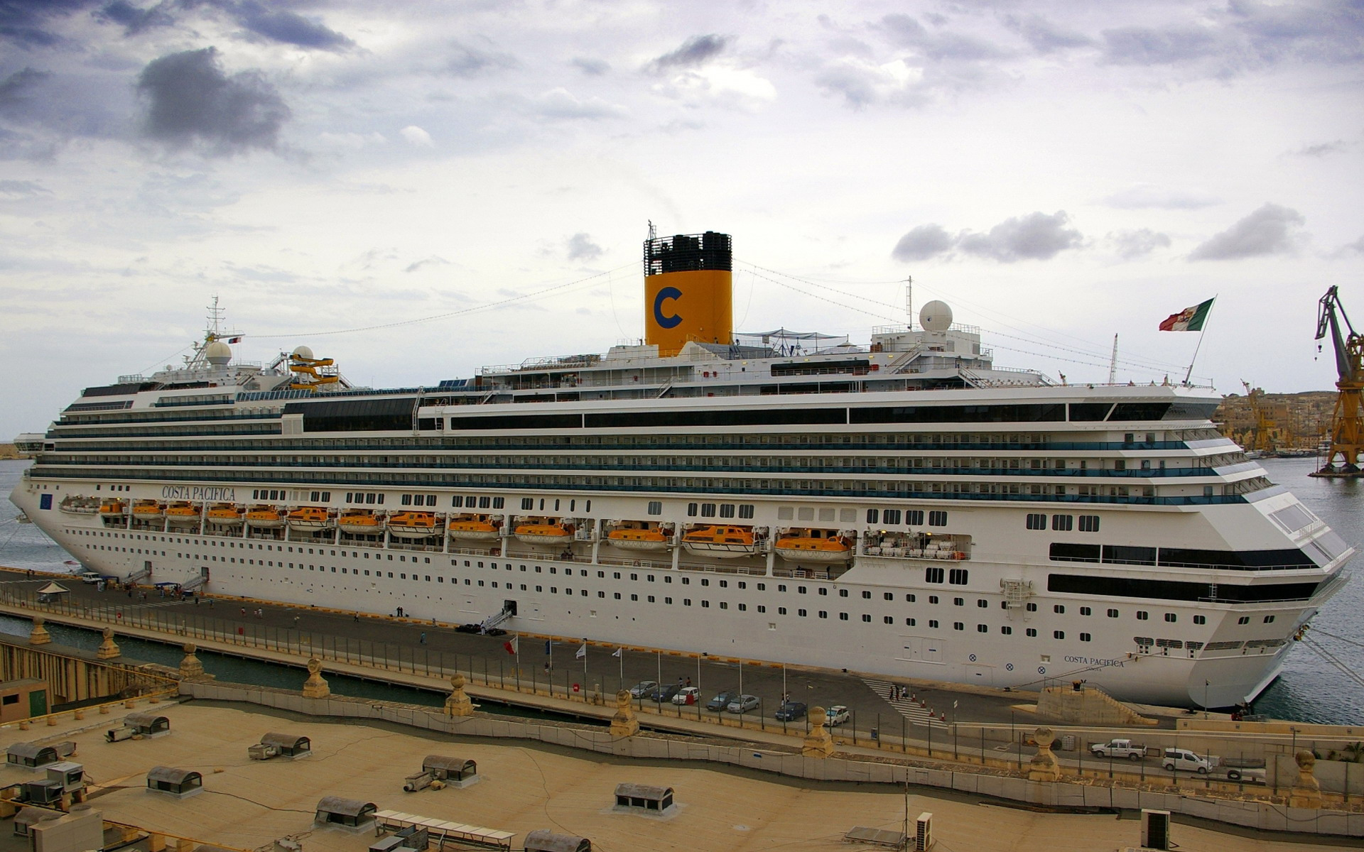 Cruise Ship Wallpapers, Pictures, Images