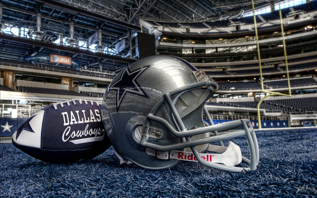 Dallas Cowboys Widescreen Wallpaper
