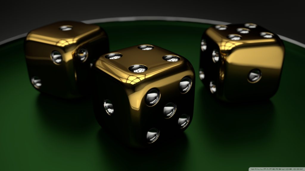 Dice Full HD Wallpaper