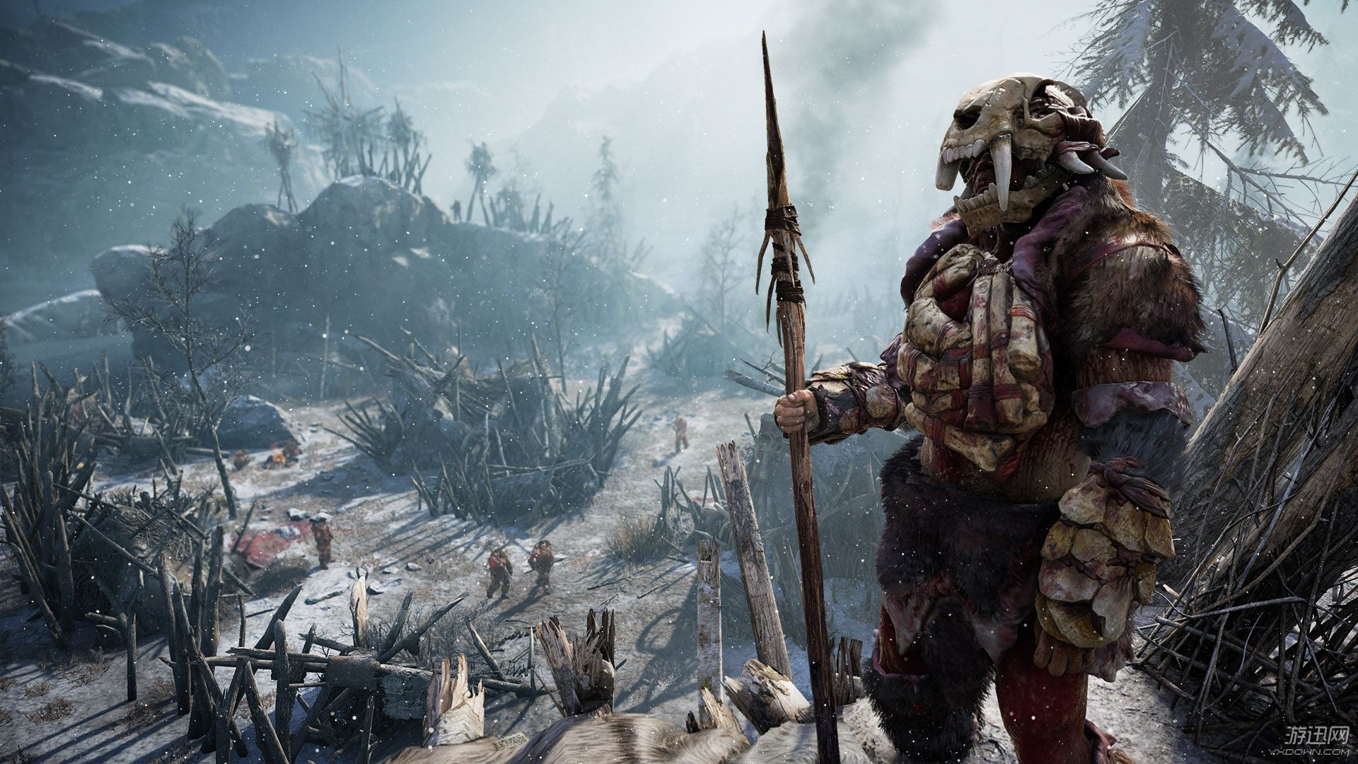 Far Cry Primal Wallpaper: Far Cry Primal Backgrounds, Pictures, Images
