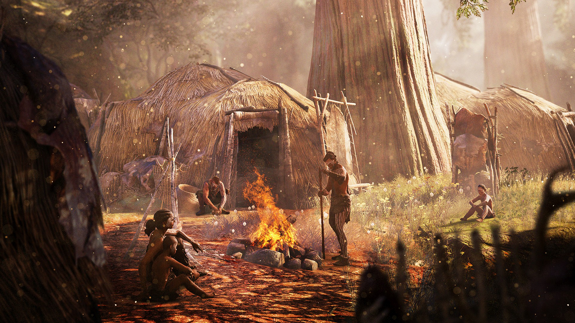 Far Cry Primal Artwork Video Games Wallpapers Hd: Far Cry Primal Backgrounds, Pictures, Images