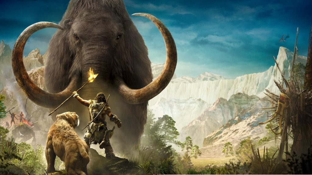 Far Cry Primal Full HD Background