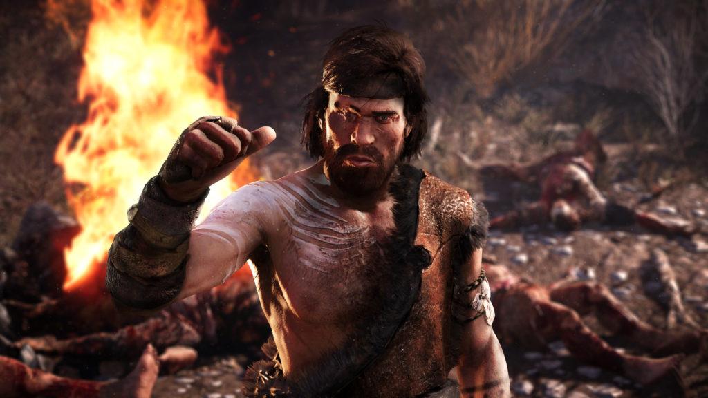 Far Cry Primal 4K UHD Background