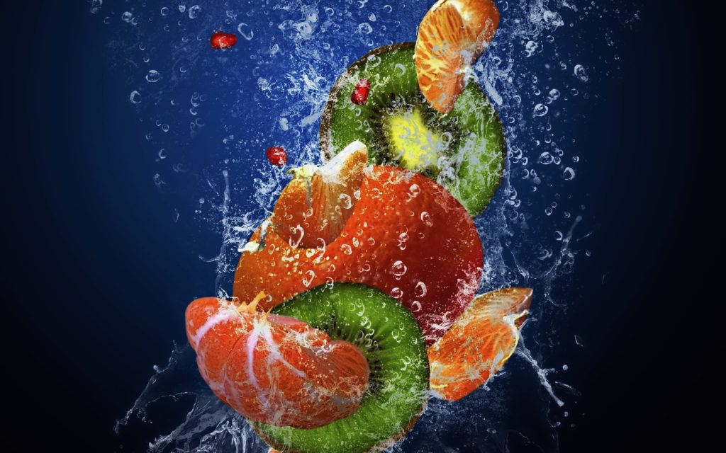 Fruit Widescreen Wallpaper