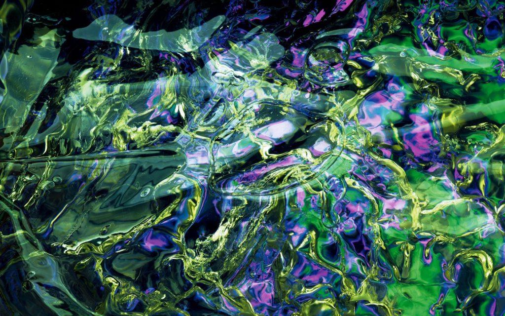 Glass Widescreen Wallpaper