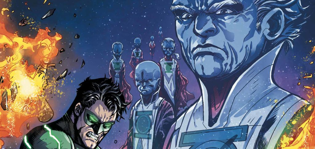 Green Lantern Backgrounds 1900x900