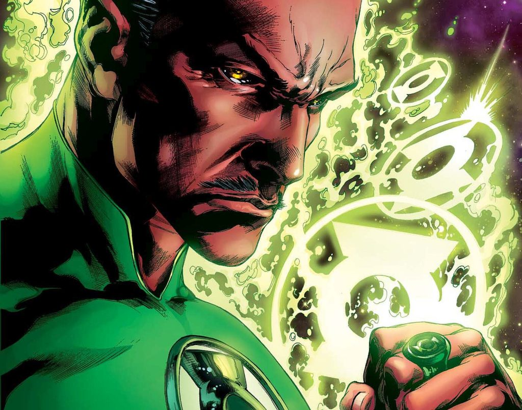Green Lantern Backgrounds 1440x1132