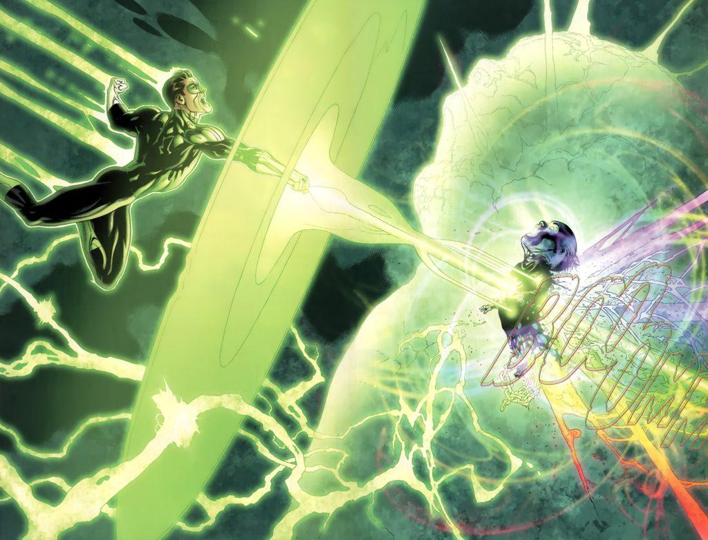 Green Lantern Backgrounds 2560x1955