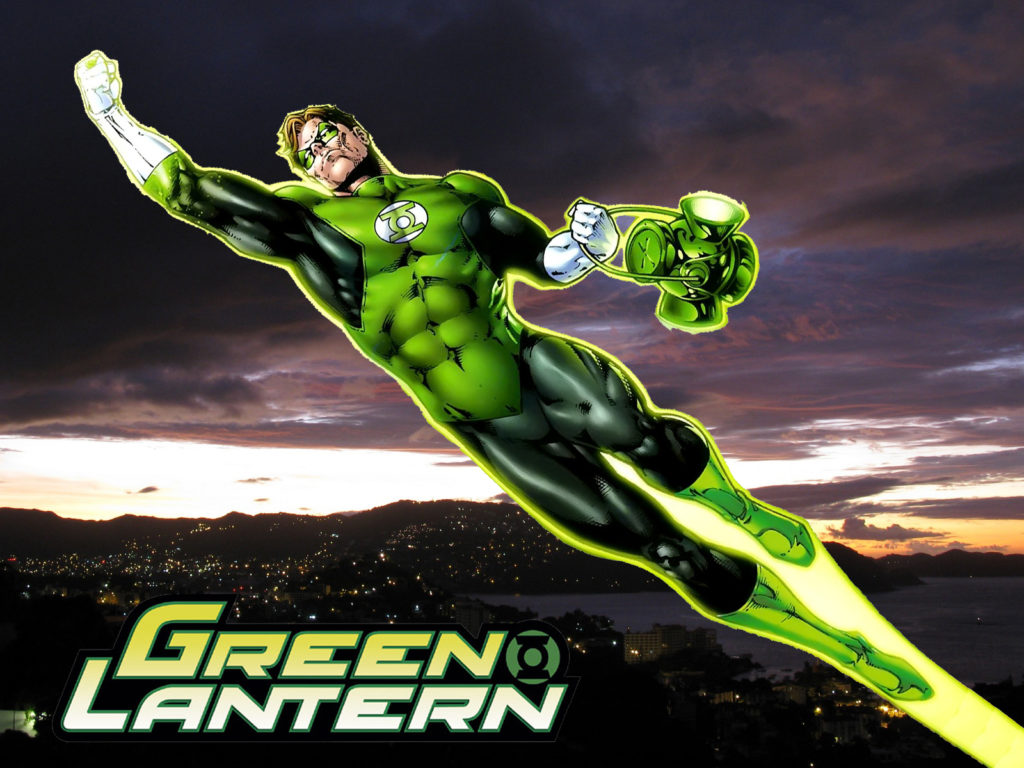 Green Lantern Backgrounds 1600x1200