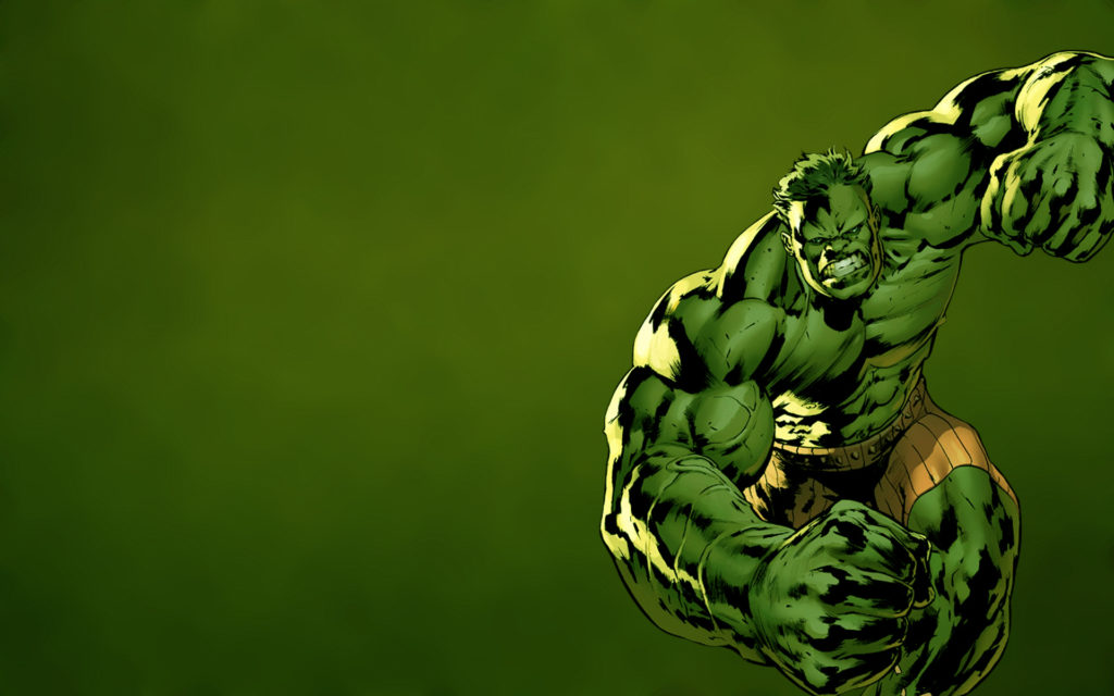 Hulk Widescreen Background