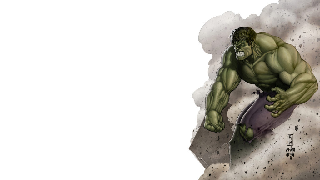 Hulk Full HD Background
