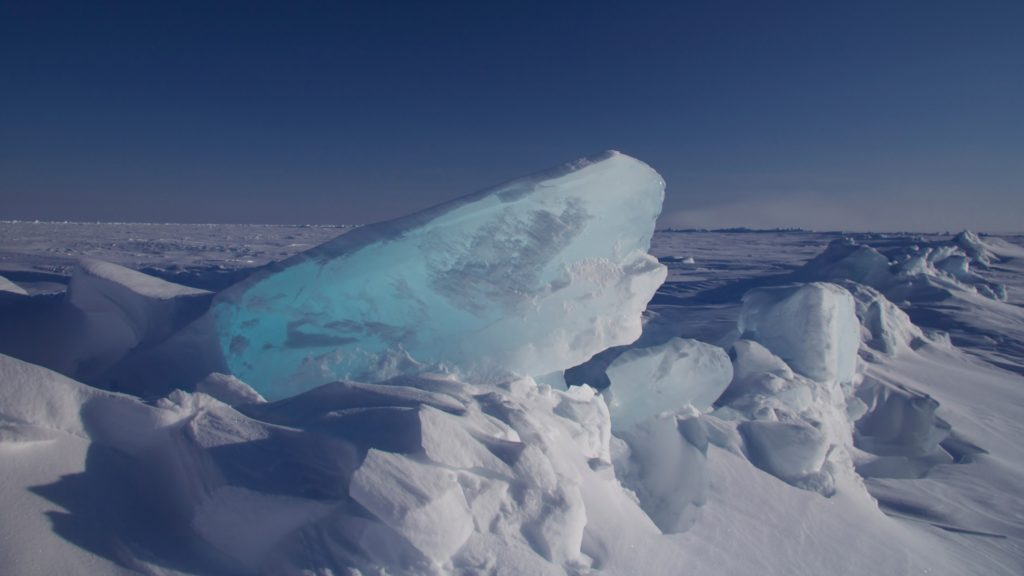 Iceberg 4K UHD Wallpaper
