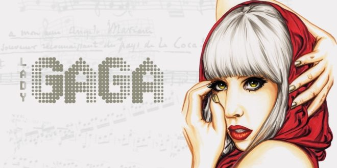 Lady Gaga Backgrounds
