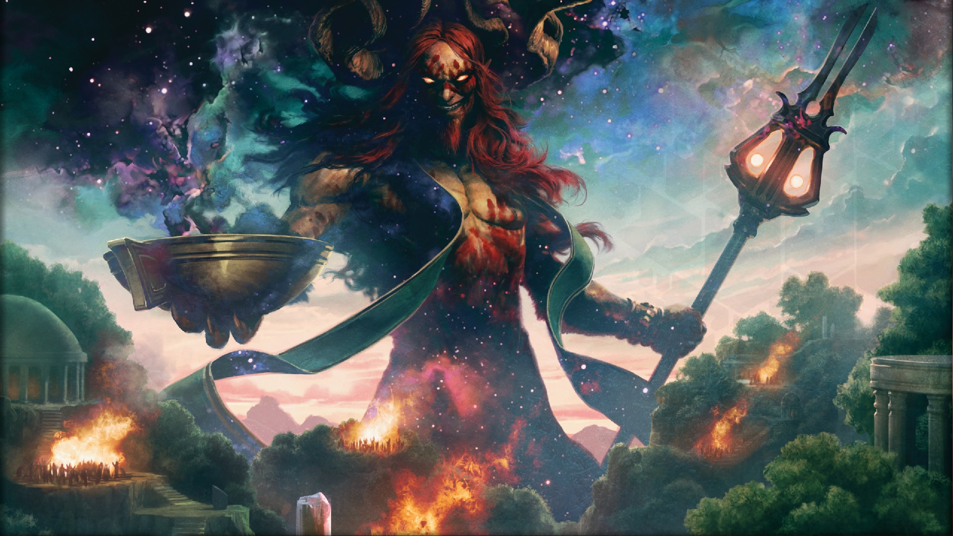 Magic: The Gathering Full HD Wallpaper 1920x1080